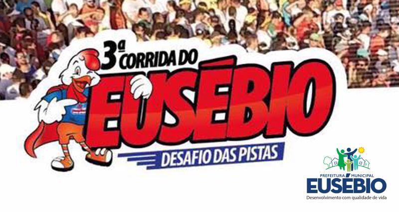 Terceira Corrida do Eusébio será lançada nesta quinta-feira
