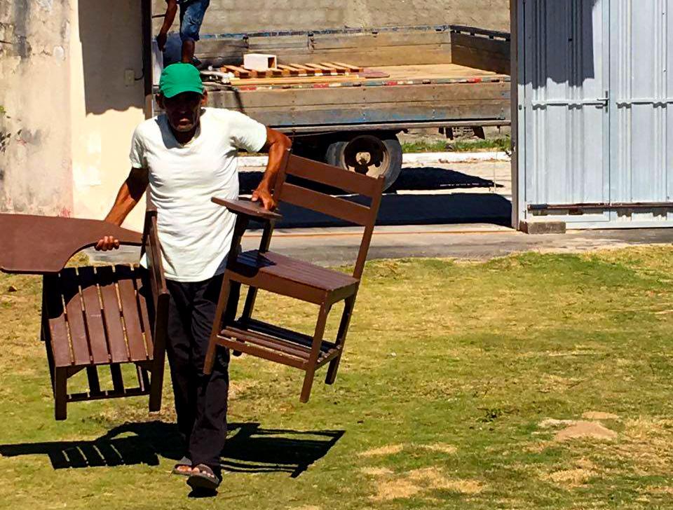 APAE-Eusébio realiza campanha de doações para a nova sede
