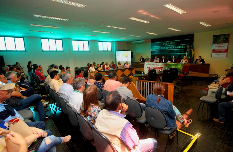 Audiência discute combate ao Aedes Aegypti no Eusébio