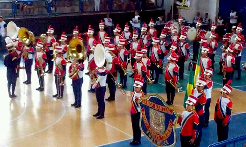 Eusébio terá quatro bandas escolares em evento com as melhores do Estado