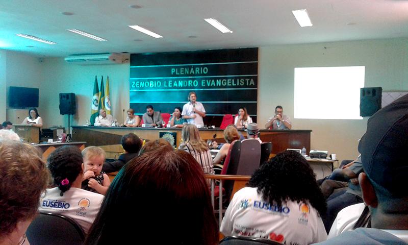 Eusébio lança VIII Campanha de Prevenção ao Uso Indevido de Drogas