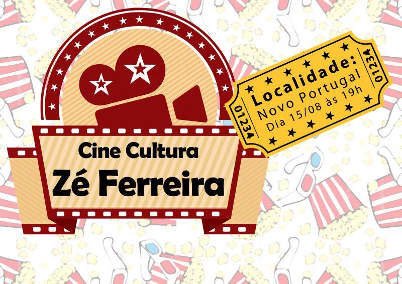 Secretaria de Cultura e Turismo realiza Cine Zé Ferreira