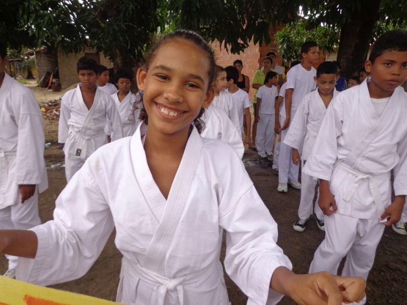 Prefeitura de Eusébio realiza o projeto Luta e Cidadania