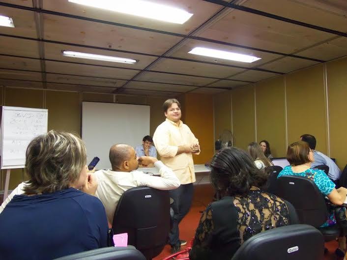 Coordenador do Bolsa Família participa de oficina em Brasília