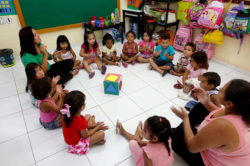 Eusébio fixa diretrizes para melhor formação de professores da Educação Infantil
