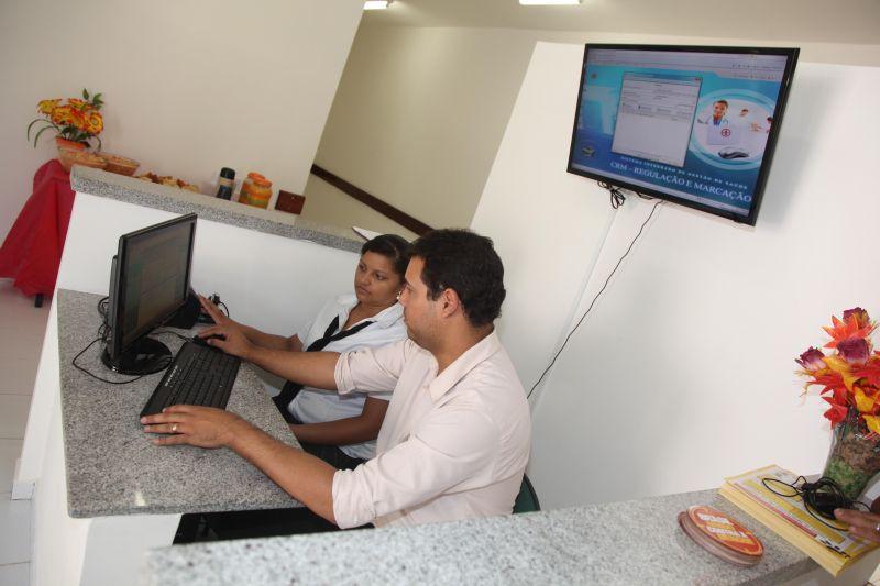 Prontuário eletrônico começa a funcionar no Posto de Saúde do Jabuti