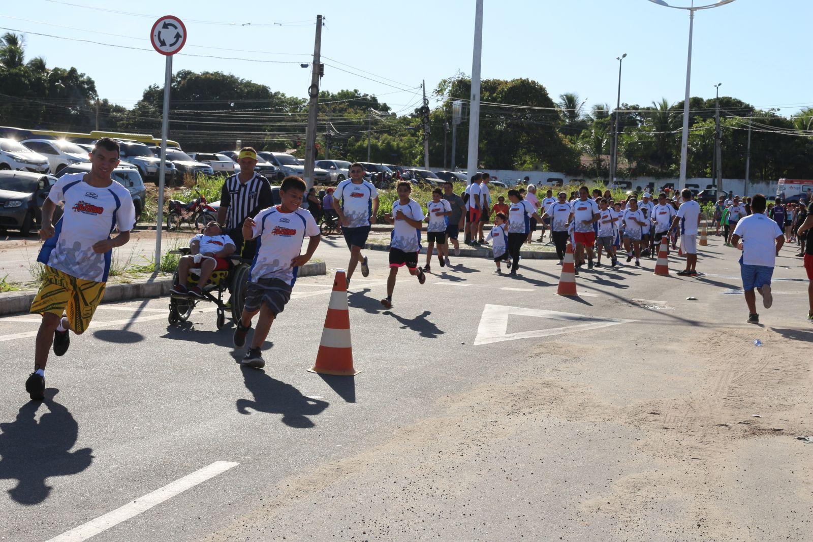 Alunos do NAMME participam da Corrida do Eusébio 2017