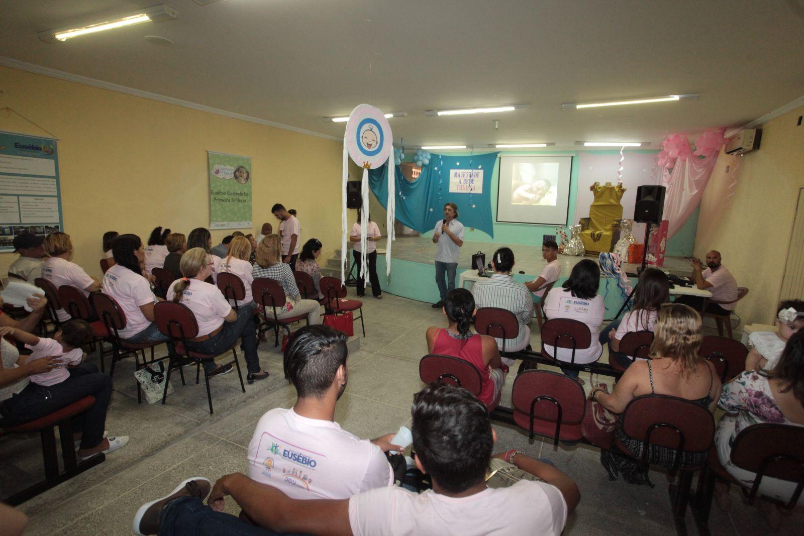 Eusébio encerra Semana do Bebê e comemora o êxito das políticas públicas para crianças de zero a seis anos