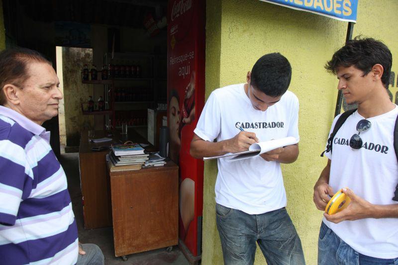 Prefeitura de Eusébio realiza recadastramento predial