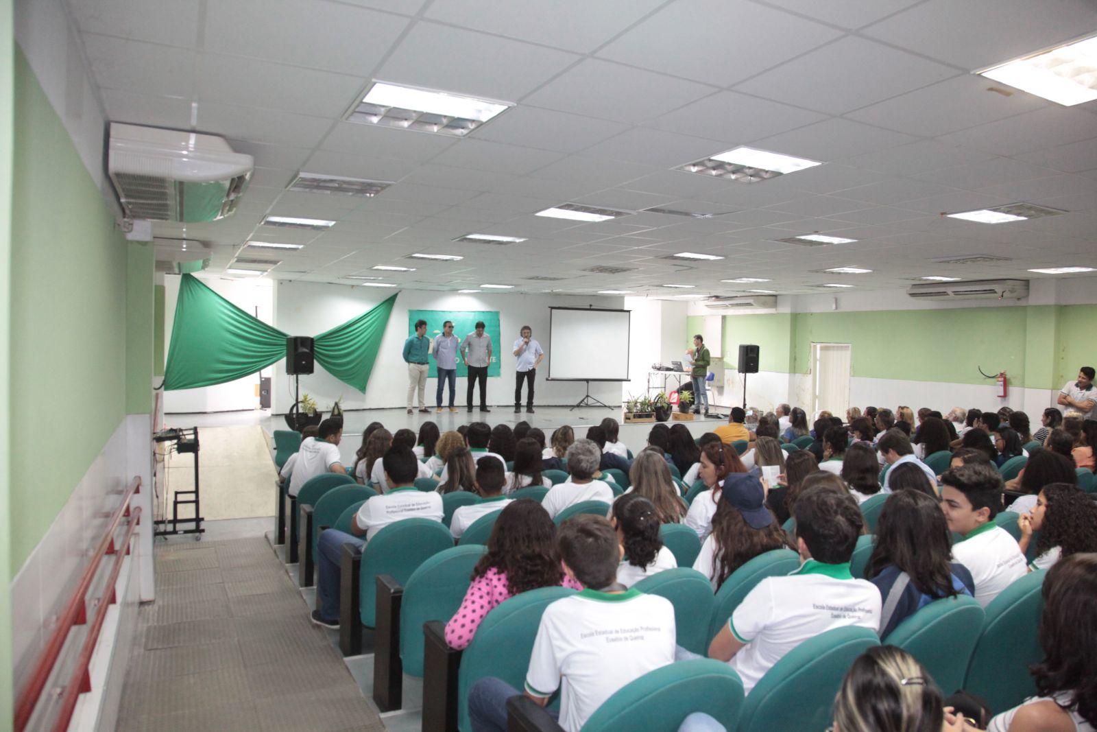 Eusébio dedica o mês de junho ao meio ambiente com programação voltada para a educação ambiental
