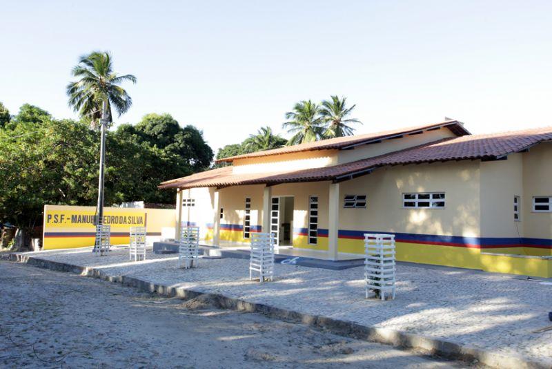 Prefeitura de Eusébio inaugura o Posto de Saúde do Jabuti KM 19