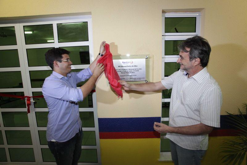 Posto de Saúde do Jabuti KM 19 é inaugurado