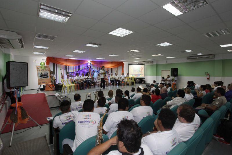 Eusébio realiza III Conferência Municipal de Cultura