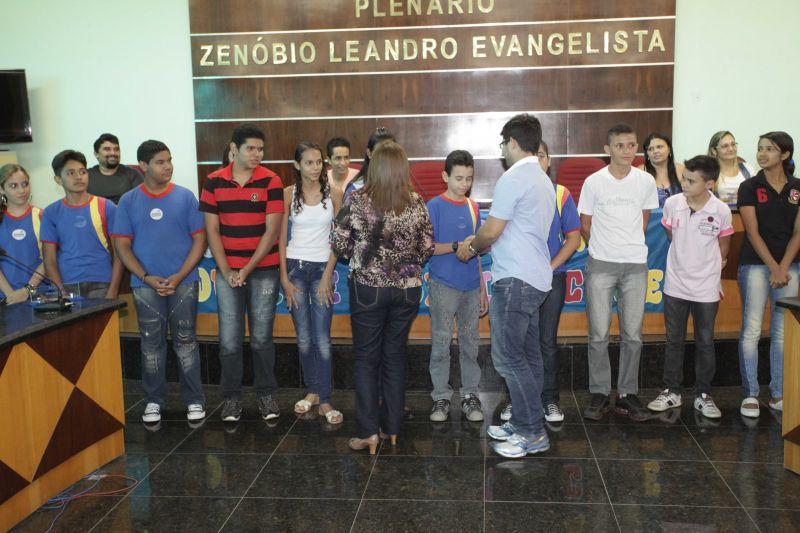 Prefeitura de Eusébio empossa novos membros do CAJE