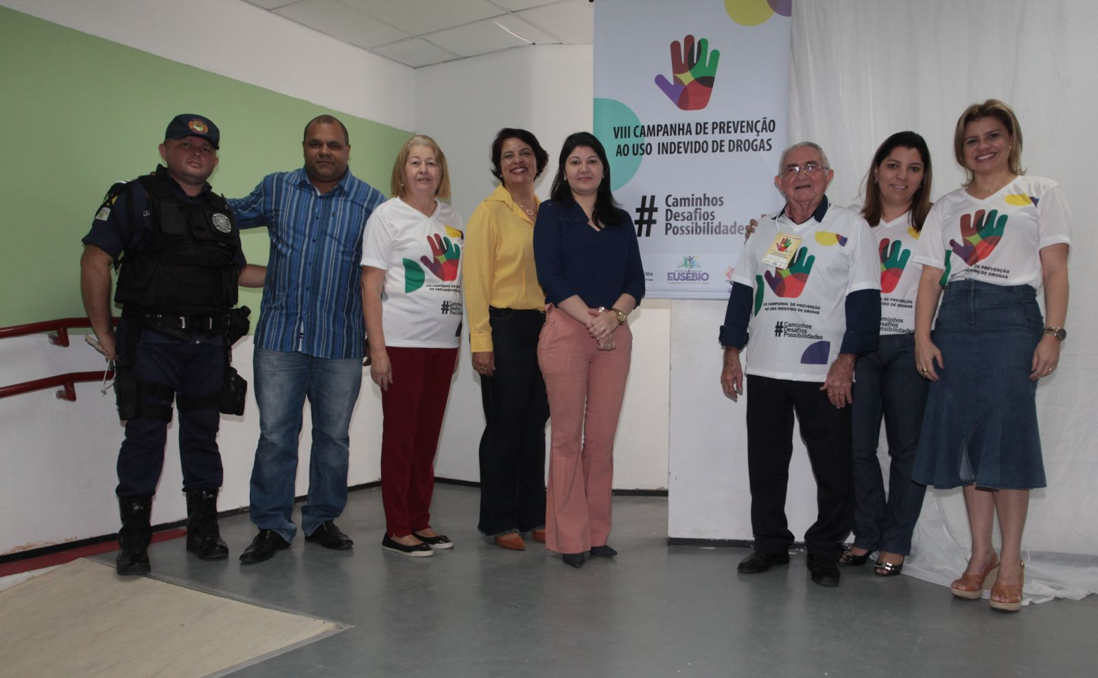 Fórum discute as Políticas Sobre Drogas no Eusébio