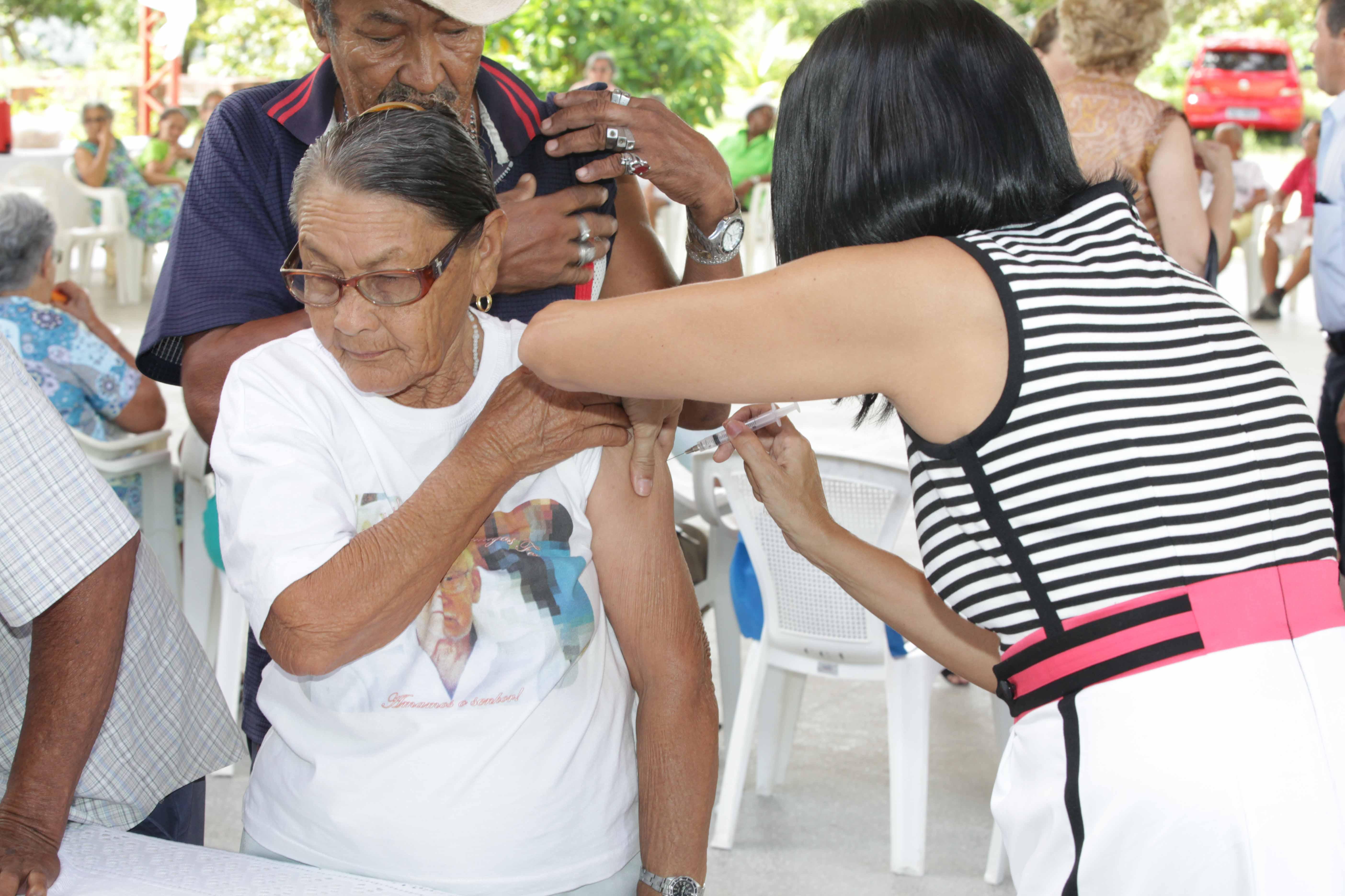 Eusébio prorroga vacinação contra a Gripe