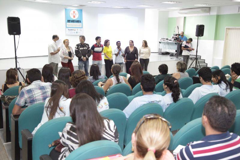 Eusébio apresenta projeto Agente de Saúde Adolescente para 23 municípios