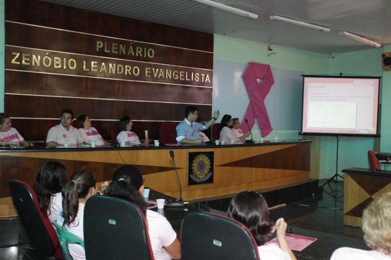Prefeitura lança o II Eusébio Cor de Rosa