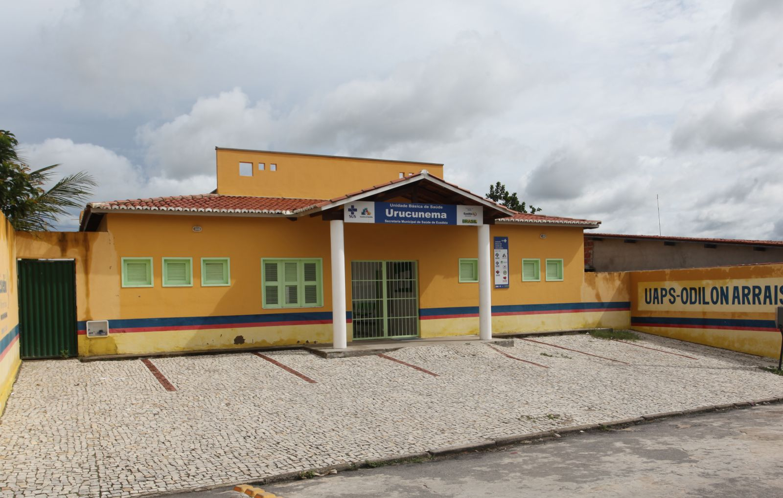 Prefeitura de Eusébio inaugura nesta quinta a Unidade Primária de Saúde do Urucunema