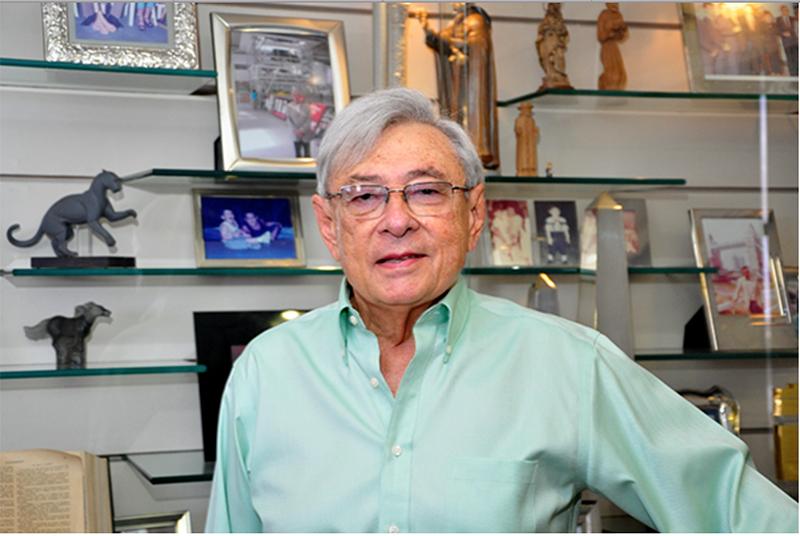 Eusébio homenageia na próxima sexta o empresário Ivens Dias Branco