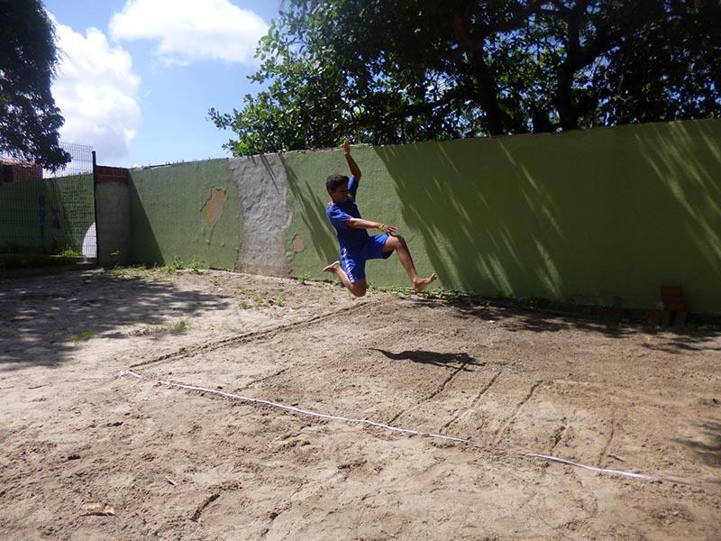 Eusébio realiza a fase Municipal do programa Atleta na Escola 2014