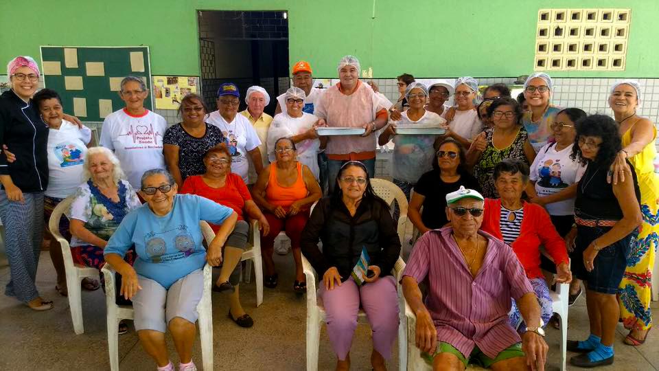 NASF's realizam ações de promoção à saúde no Eusébio