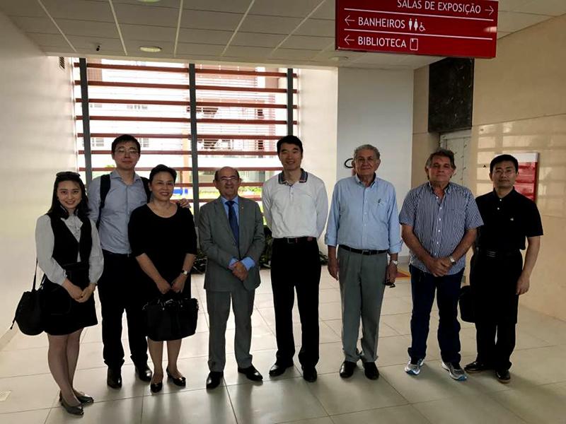 Polo Tecnológico de Saúde do Eusébio receberá investimentos chineses