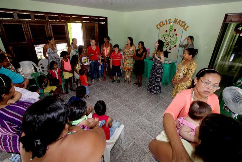 Desenvolvimento Social realiza culminância de projetos