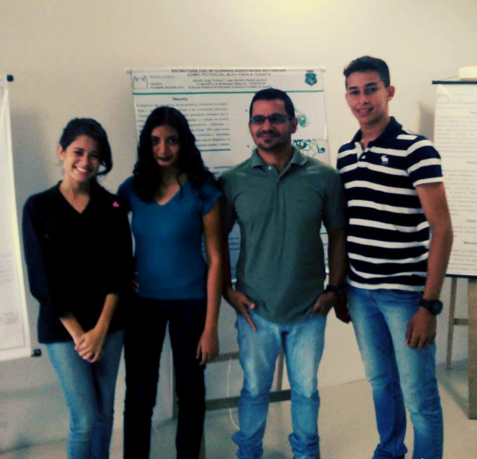 Três alunos de Eusébio se destacam em pesquisa na Fiocruz