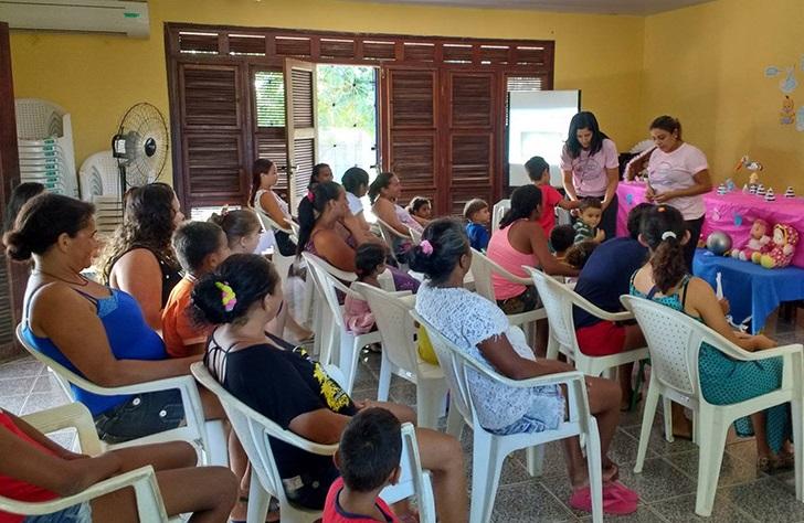 Eusébio institui o Sistema Municipal de Assistência Social