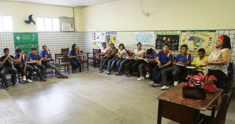 Escolas retornam as aulas no Eusébio