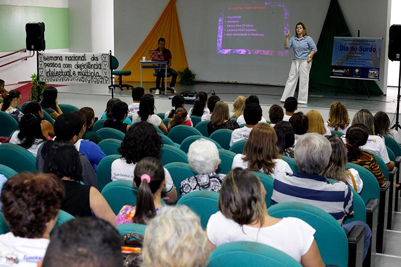 Prefeitura de Eusébio encerra Semana da Pessoa com Deficiência