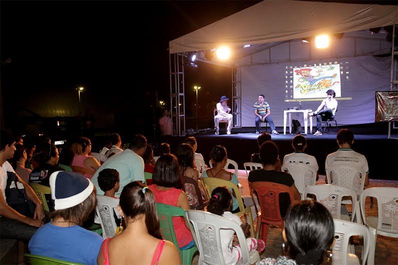 Bate-papo cultural reúne Suricate Seboso e Drama Universitário