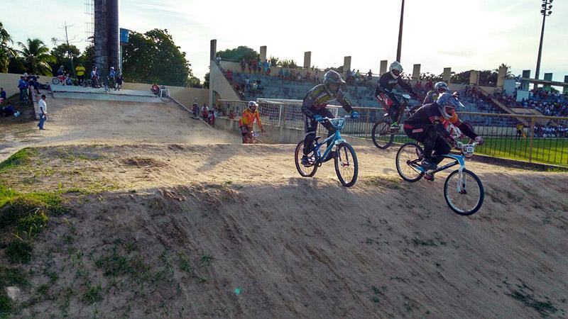 Copa Eusébio de Bicicross é realizada com sucesso