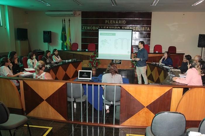 Eusébio sedia encontro da Comissão Intergestores Bipartite Regional