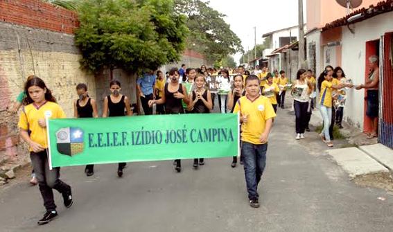 Prefeitura de Eusébio realiza caravana contra dengue na Tamatanduba