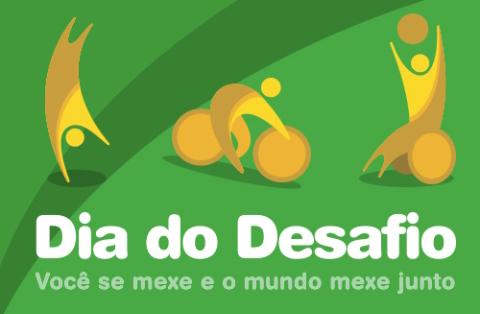 Eusébio participa do Dia do Desafio