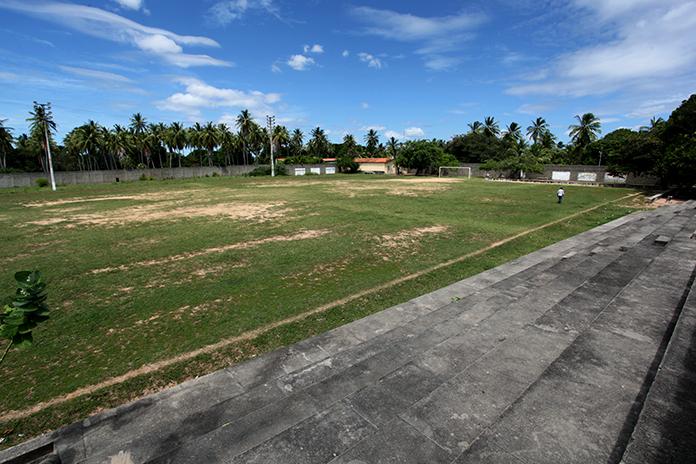 Prefeitura de Eusébio vai reformar o Estádio da Mangabeira