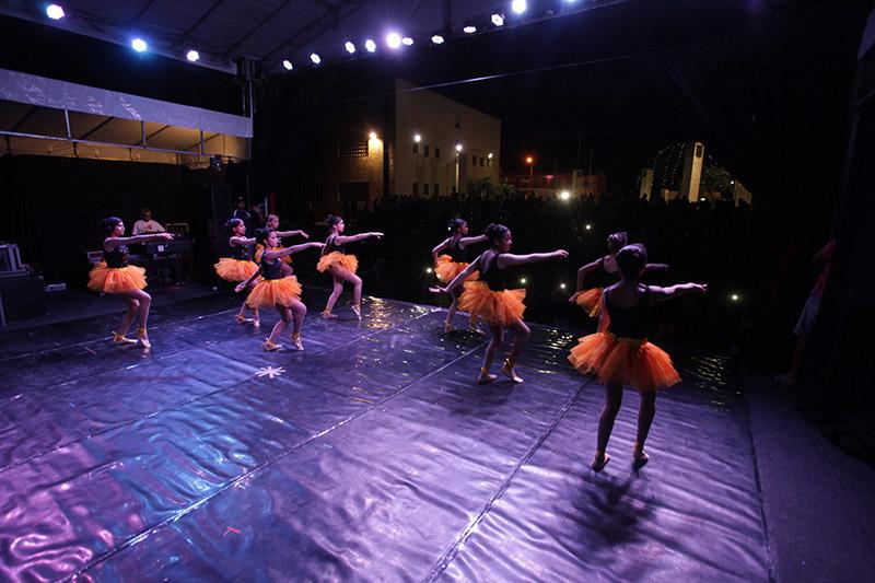 Eusébio realiza a II Mostra de Dança, nesta sexta-feira