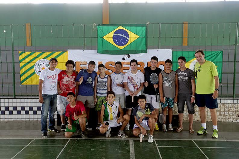 Campeonato Eusebiense de Badminton 2013 chega ao fim