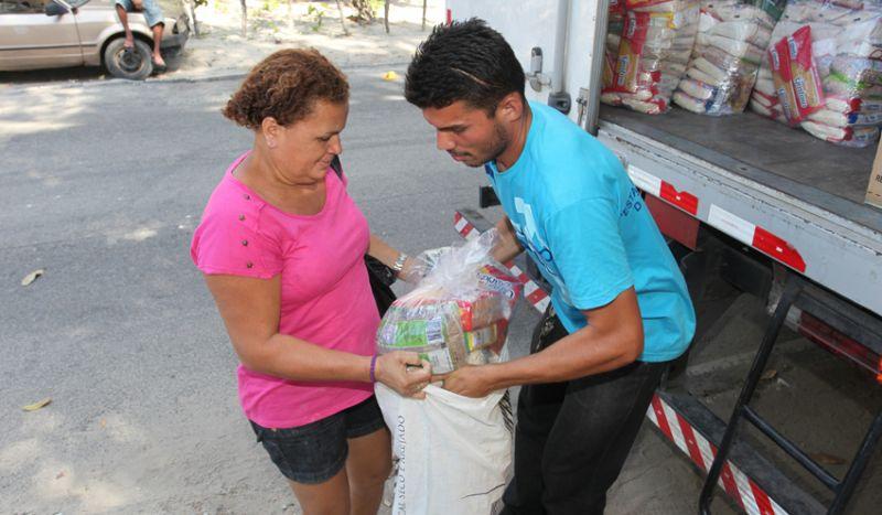 Prefeitura de Eusébio reinicia o Programa de Complementação Alimentar