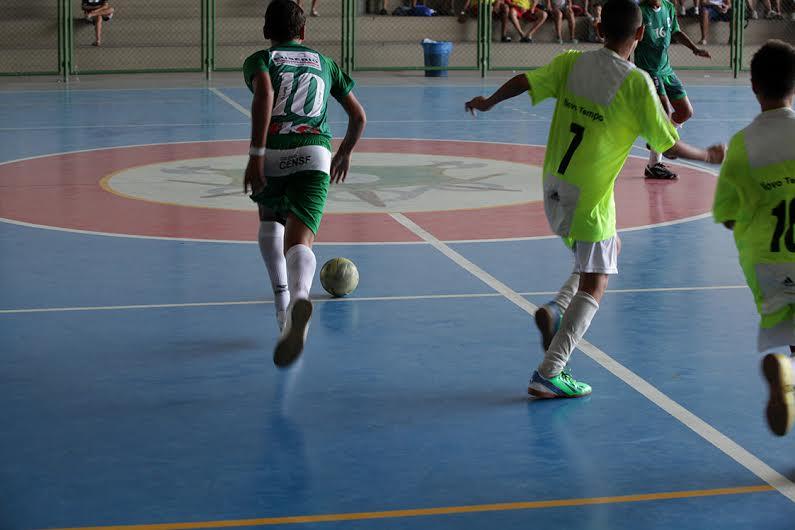Eusébio realiza torneio início do Campeonato de Futsal