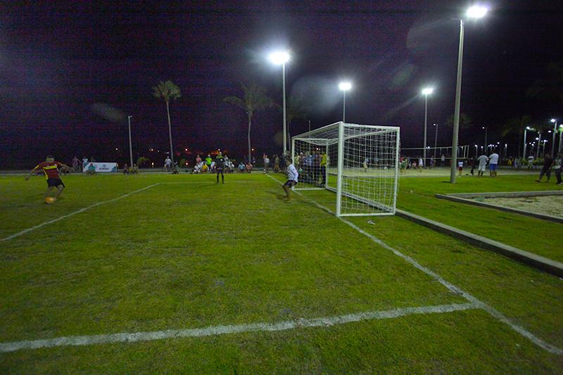Secretaria de Esporte e Juventude realiza Primeiro Torneio de Futebol de 7 Society