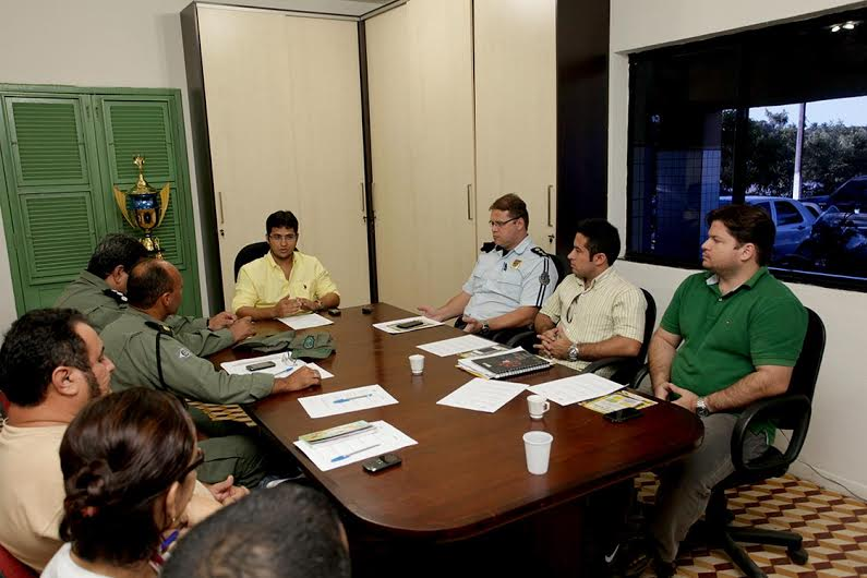 Prefeitura de Eusébio realiza reunião do GGIM