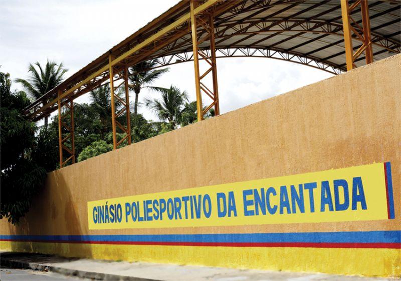 Prefeitura de Eusébio reinaugura Ginásio Poliesportivo da Encantada