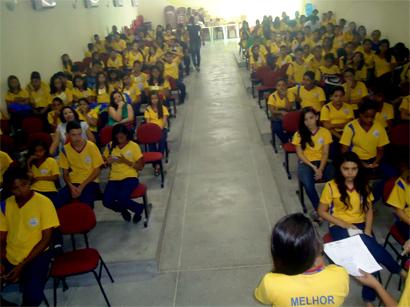 Grêmios Escolares participam de capacitação