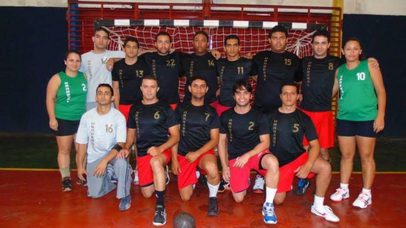 Handebol masculino do Eusébio é vice-campeão Cearense