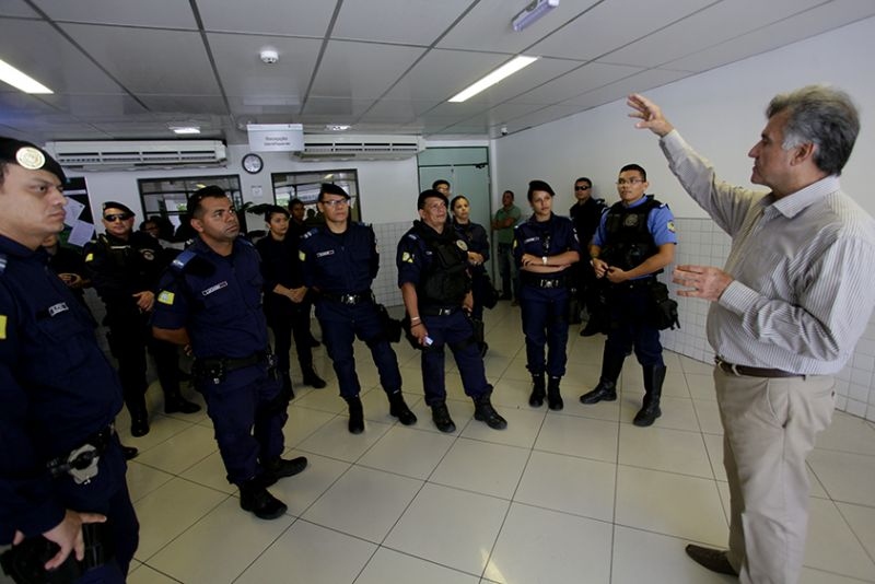 Guarda Municipal de Eusébio faz visita técnica ao IML