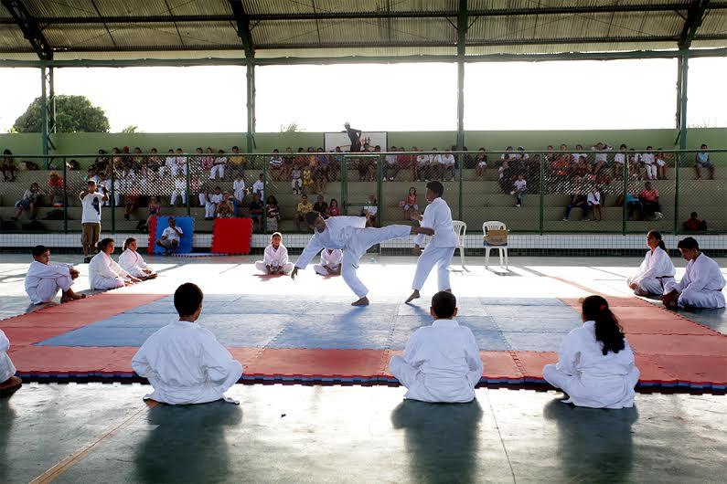 Campeonato Estudantil de Karatê será realizado no Eusébio