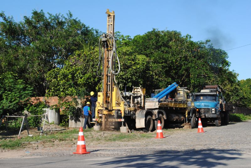 Prefeitura de Eusébio soluciona falta d'água no Jabuti 19